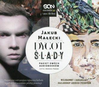 Dygot / Ślady - pudełko audiobooku