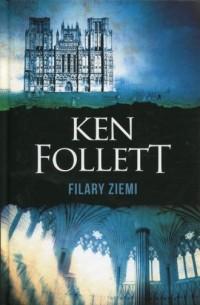 Filary Ziemi - okładka książki