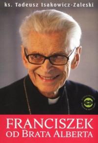 Franciszek od Brata Alberta - ks. - okładka książki