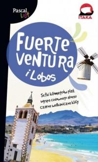 Fuerteventura i Lobos Pascal Lajt - okładka książki
