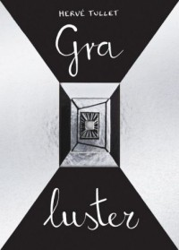 Gra luster - Herve Tullet - okładka książki