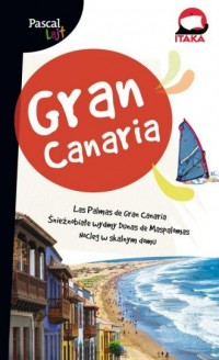Gran Canaria Pascal lajt - Wydawnictwo - okładka książki
