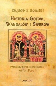 Izydor z Sewilli, Historia Gotów, - okładka książki