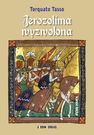 Jerozolima wyzwolona - okładka książki