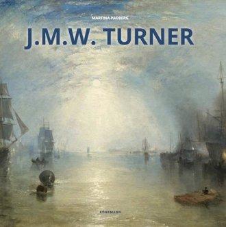 J.M.W. Turner - okładka książki