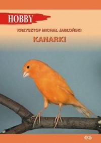 Kanarki - okładka książki