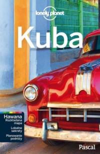 Kuba Lonely Planet - Wydawnictwo - okładka książki