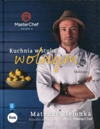 Kuchnia w stylu wolnym Masterchef - okładka książki