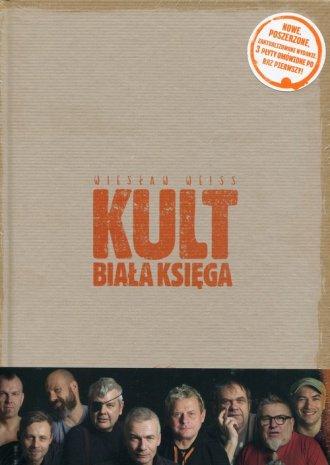 Kult. Biała księga - okładka książki