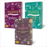 La Veganista  La Veganista Superfood - okładka książki