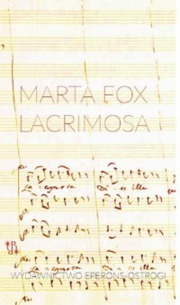 Lacrimosa - okładka książki