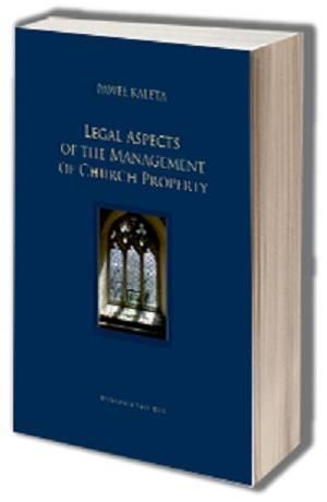 Legal Aspects of the Management - okładka książki