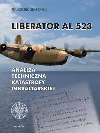 Liberator AL 523. Analiza techniczna - okładka książki