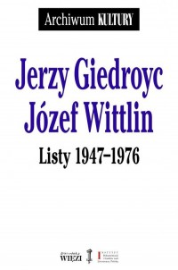 Listy 1947-1976 - okładka książki