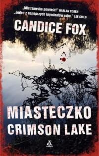Miasteczko Crimson Lake - okładka książki