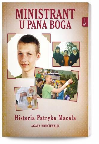 Ministrant u Pana Boga. Historia - okładka książki
