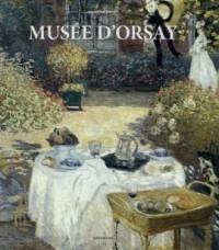 Musée d`Orsay - okładka książki