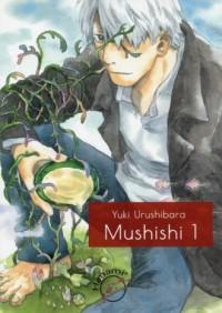 Mushishi 1 - okładka książki