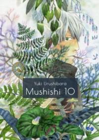 Mushishi 10 - okładka książki