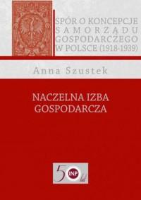 Naczelna Izba Gospodarcza - okładka książki