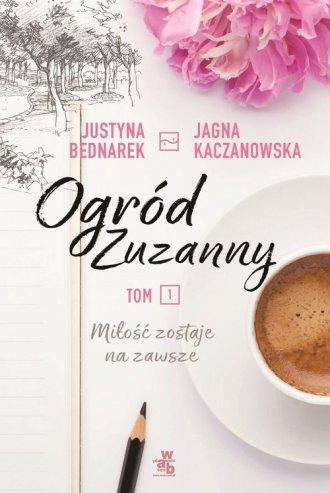 Ogród Zuzanny - okładka książki