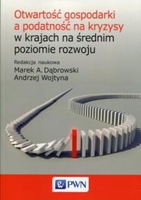 Otwartość gospodarki a podatność - okładka książki