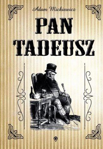 Pan Tadeusz - okładka podręcznika