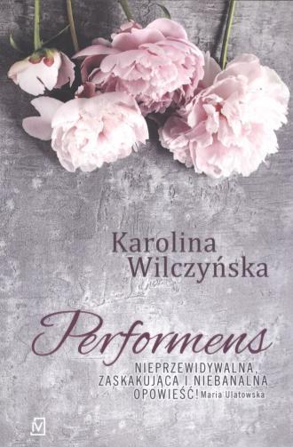 Performens - okładka książki
