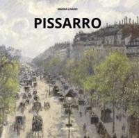 Pissarro - okładka książki