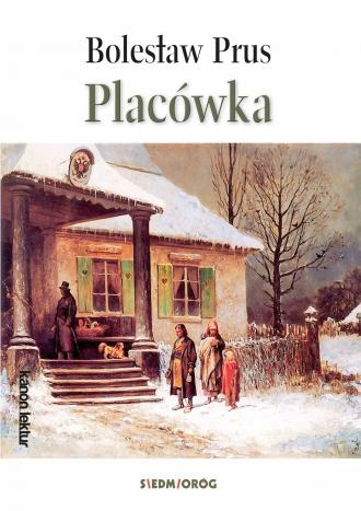Placówka - okładka podręcznika