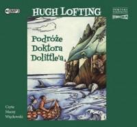 Podróże Doktora Dolittle a - pudełko audiobooku
