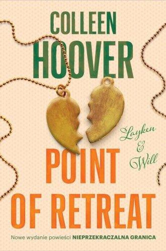 Point of Retreat - okładka książki