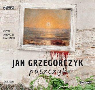Puszczyk - pudełko audiobooku