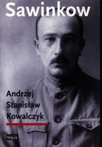 Sawinkow - Andrzej S. Kowalczyk - okładka książki