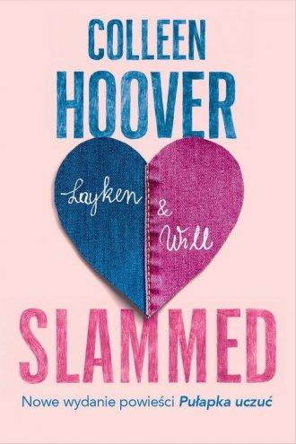 Slammed - okładka książki