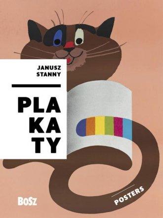 Stanny Plakaty - okładka książki