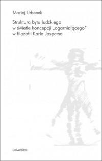 Struktura bytu ludzkiego w świetle - okładka książki