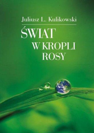 Świat w kropli rosy - okładka książki