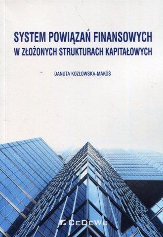 System powiązań finansowych w złożonych - okładka książki