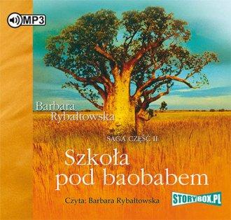 Szkoła pod baobabem. Saga cz. II - pudełko audiobooku