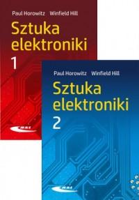 Sztuka elektroniki - Paul Horowitz - okładka książki