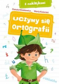 Uczymy się ortografii - Danuta - okładka książki