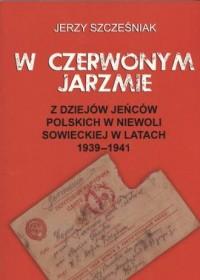 W czerwonym jarzmie - okładka książki
