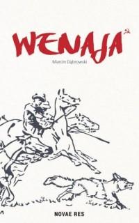 Wenaja - okładka książki