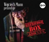 Wojciech Mann prezentuje. Nieprzeboje - okładka płyty