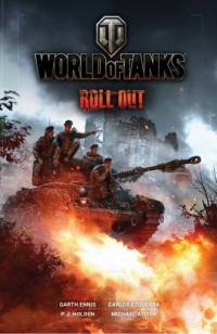 World of Tanks Roll Out - okładka książki