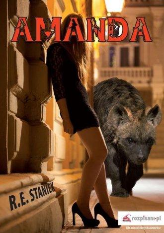 Amanda - okładka książki