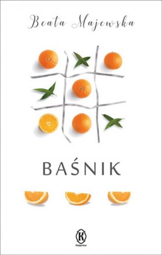 Baśnik - okładka książki