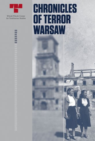 Chronicles of Terror Warsaw. 41st - okładka książki