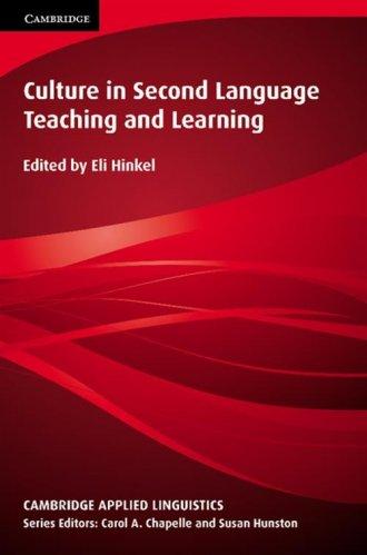Culture in Second Language Teaching - okładka podręcznika